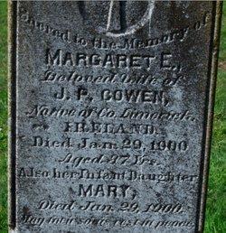 Margaret E Cowen