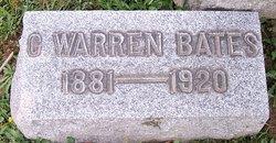 Clyde Warren Bates