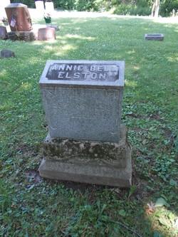 Annie Bell Elston