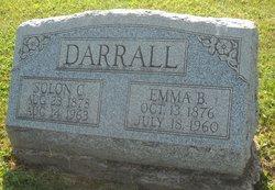 Emma B Darrall