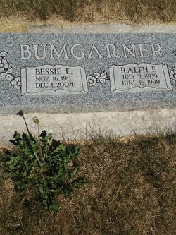 Bessie Elsie <I>Wagner</I> Bumgarner