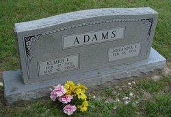 Elmer L Adams