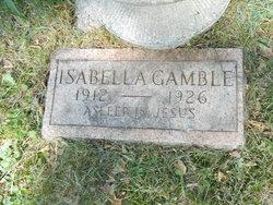 Isabella Gamble