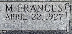 M. Frances Affleck