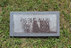 Jacob Coburn Alkire
