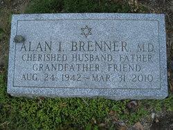 Dr Alan I Brenner