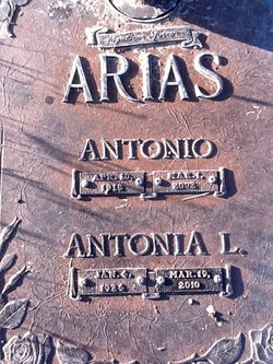 Antonio Arias