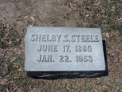 Shelby Sproles Steele