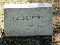 Agnes E Capone