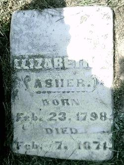 Elizabeth N <I>Luce</I> Asher