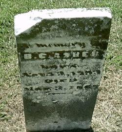 Benjamin C Asher