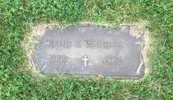 Keith Elmer Waddell