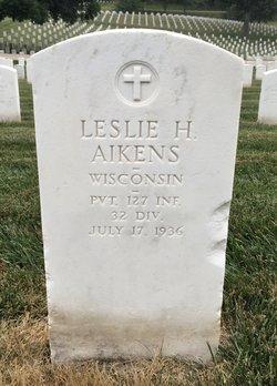 Leslie Henry Aikens