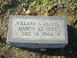 Willard Graves Allred