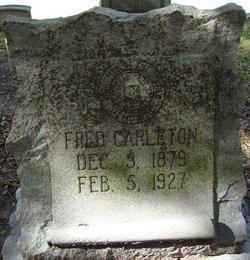 Fredrick William Carleton, Jr