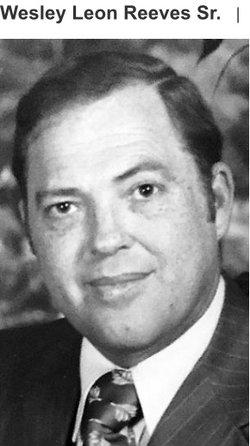 Wesley Leon Reeves Sr.