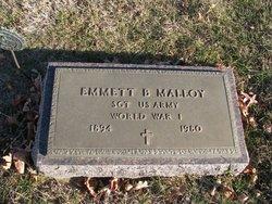 """Emmett Basil """"Mac"""" Malloy (1894-1980) - Find A Grave Memorial"""
