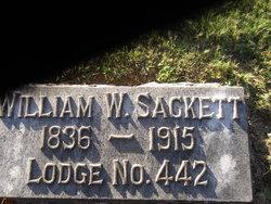 William W Sackett