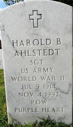 Harold Berline Ahlstedt