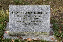 Thomas Abel Garrett