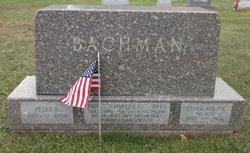 Pvt Charles E Bachman