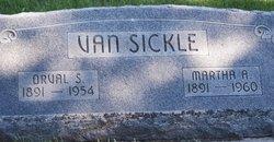 Martha Ann <I>Rhodus</I> Van Sickle