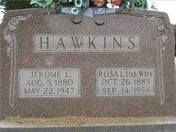 Rosa L. <I>Horn</I> Hawkins
