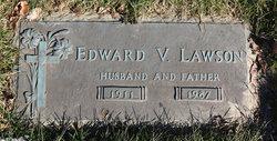 Edward V Lawson