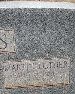 Martin Luther Akins