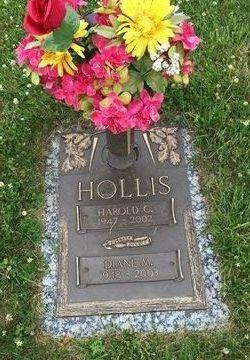 Harold G Hollis