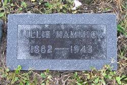 Lillie Percilla <I>Gibson</I> Hammick