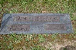 Frank Truxal Whitlinger