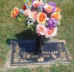 Lillian Francis <I>Byrd</I> Ballard