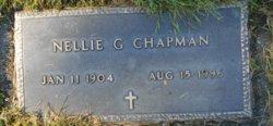 Nellie G <I>Egan</I> Chapman