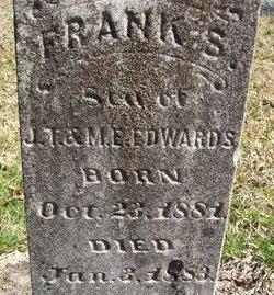 Frank S Edwards
