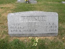Oliver Lee Atkeson