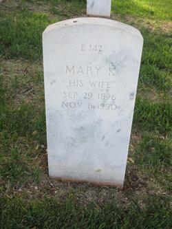 Mary Kathleen <I>Washington</I> Erwin