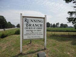 Running Branch Disciples Church Cemetery