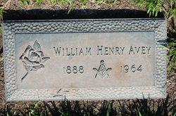 William Henry Avey, Jr