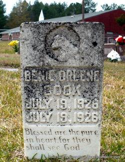 Bennie Orlene Cook