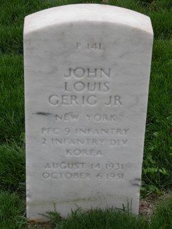 John Louis Gerig, Jr