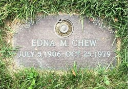 Edna M Chew