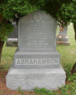 Peter Ernest Abrahamson