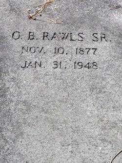 O. B. Rawls, Sr