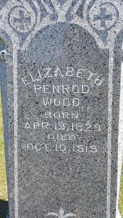 Elizabeth <I>Penrod</I> Wood