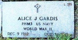 Alice Josephine Gardis