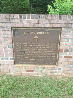 Big Oak Cemetery