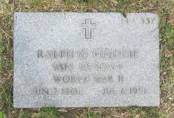 Ralph M Cushnie