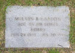 Melvin B Gaston