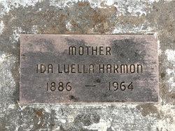 Ida Luella <I>Bray</I> Harmon